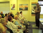 "Free lecture ""Doctor Temnikov Method of Informational Correction"" for senior citizens. September 10, 2006, Brooklyn, NY"