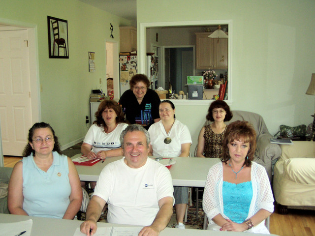 The first study group in New Jersey